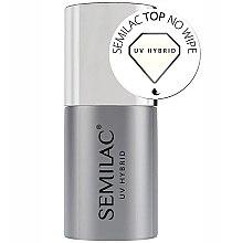 Parfüm, Parfüméria, kozmetikum Alaplakk ragacsos réteg nélkül - Semilac UV Hybrid No Wipe