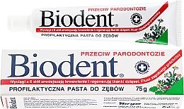Parfüm, Parfüméria, kozmetikum Fogkrém paradontózis ellen - Biodent