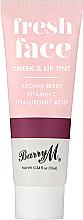 Parfüm, Parfüméria, kozmetikum Tint arcra és ajakra - Barry M Fresh Face Cheek & Lip Tint