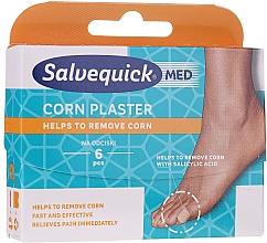 Parfüm, Parfüméria, kozmetikum Sebtapasz bőrkeményedésre - Salvequick Foot Care