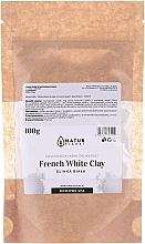 Parfüm, Parfüméria, kozmetikum Arcmaszk - Natur Planet French White Clay
