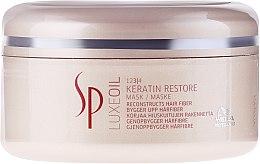 Parfüm, Parfüméria, kozmetikum Keratin hajmaszk - Wella SP Luxe Oil Keratin Restore Mask
