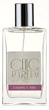 Parfüm, Parfüméria, kozmetikum Légfrissítő - Chic Parfum Lavanda E Tiglio Spray