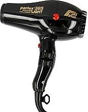 Parfüm, Parfüméria, kozmetikum Hajszárító - Parlux Hair Dryer 385 Powerlight Ionic & Ceramic Black