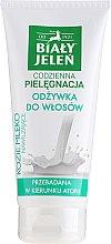 Parfüm, Parfüméria, kozmetikum Hipoallergén hajkondicionáló kecsketejjel - Bialy Jelen Hypoallergenic Conditioner Goat Milk