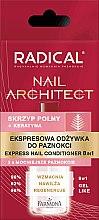 Parfüm, Parfüméria, kozmetikum Express kondicionáló 8 az 1-ben - Farmona Radical Nail Architect Express 8in1