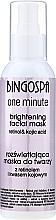 Parfüm, Parfüméria, kozmetikum Fényesítő arcmaszk - BingoSpa