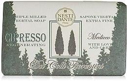 "Parfüm, Parfüméria, kozmetikum Szappan ""Ciprus"" - Nesti Dante Dei Colli Fiorentini Cypress Tree Soap"