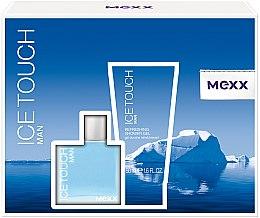 Parfüm, Parfüméria, kozmetikum Mexx Ice Touch Man - Készlet (edt/30ml + sh/gel/50ml)