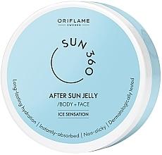 Parfüm, Parfüméria, kozmetikum Napozás utáni gél arcra és testre - Oriflame Sun 360 After Sun Jelly Body + Face Ice Sensation