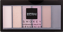 """Parfüm, Parfüméria, kozmetikum Szemhéjfesték """"Füstös megszállottság"""" - Gabriella Salvete Eye Shadow Smokey Obsession"""