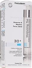 Parfüm, Parfüméria, kozmetikum Hidratáló és regeneráló arckrém - Frezyderm Moisturizing Plus Cream 30+