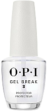 Parfüm, Parfüméria, kozmetikum Top fedőlakk - O.P.I Gel Break Protector Top Coat