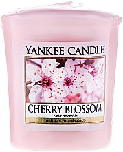 """Parfüm, Parfüméria, kozmetikum Aromagyertya """"Cseresznye virág"""" - Yankee Candle Scented Votive Cherry Blossom"""