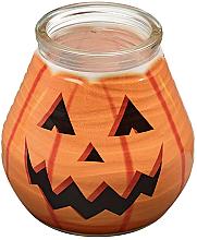 """Parfüm, Parfüméria, kozmetikum Dekoratív gyertya üvegben """"Patiolight Pumpkin"""", 94/91 mm - Bolsius Candle"""
