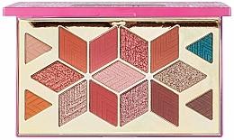 Parfüm, Parfüméria, kozmetikum Szemhéjfesték paletta - Pur X Barbie Endless Possibilities II Signature 15-Piece Eyeshadow Palette