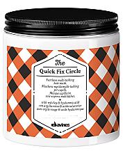 Parfüm, Parfüméria, kozmetikum Hidratáló helyreállító kisimító hajmaszk - Davines Quick Fix Circle Hair Mask