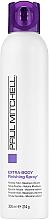 Parfüm, Parfüméria, kozmetikum Erősen fixáló dúshatású spray - Paul Mitchell Extra-Body Finishing Spray