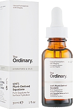 Parfüm, Parfüméria, kozmetikum Természetes szkvalén olaj 100% - The Ordinary 100% Plant-Derived Squalane