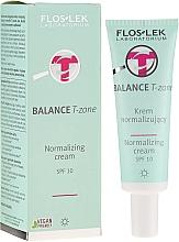 Parfüm, Parfüméria, kozmetikum Nappali normalizáló krém - FlosLek Balance T-Zone Normalizing Day Cream SPF 10