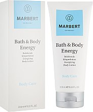 Parfüm, Parfüméria, kozmetikum Vitalizáló lotion testre - Marbert Bath & Body Energy Invigorating Body Lotion
