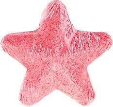 Parfüm, Parfüméria, kozmetikum Csillag alakú fürdőbomba, őszibarack - IDC Institute Bath Fizzer Star