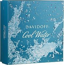 Parfüm, Parfüméria, kozmetikum Davidoff Cool Water - Szett (edt/75ml + sh/gel/50ml + ash/balm/50ml)c