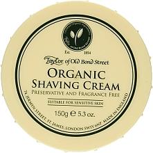 Parfüm, Parfüméria, kozmetikum Borotva krém - Taylor of Old Bond Street Organic Shaving Cream