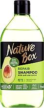 Parfüm, Parfüméria, kozmetikum Sampon avokádó olajjal - Nature Box Avocado Oil Shampoo
