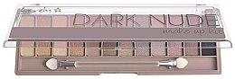 Parfüm, Parfüméria, kozmetikum Szemhéjfesték paletta - Lovely Dark Nude Make Up Kit