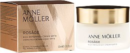 Parfüm, Parfüméria, kozmetikum Arckrém - Anne Moller Rosage Rich Repairing Cream Spf15