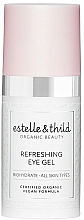 Parfüm, Parfüméria, kozmetikum Frissítő szemhéj gél - Estelle & Thild BioHydrate Refreshing Eye Gel