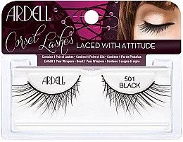 Parfüm, Parfüméria, kozmetikum Műszempilla - Ardell Lashes Corset Collection Black 501