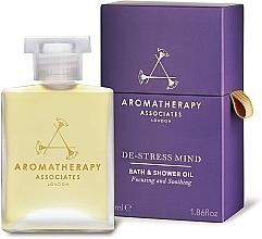 Parfüm, Parfüméria, kozmetikum Anti-stressz olaj fürdéshez - Aromatherapy Associates De-Stress Mind Bath & Shower Oil