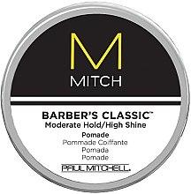 Parfüm, Parfüméria, kozmetikum Hajpomádé gyenge fixálás - Paul Mitchell Mitch Barber's Classic