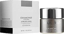 Parfüm, Parfüméria, kozmetikum Hidratáló arckrém - Natura Bisse Diamond Cocoon Ultra Rich Cream