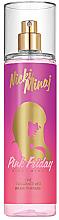 Parfüm, Parfüméria, kozmetikum Nicki Minaj Pink Friday - Testápoló spray