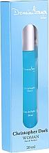 Parfüm, Parfüméria, kozmetikum Christopher Dark Dominikana Blue - Eau De Parfum (mini)