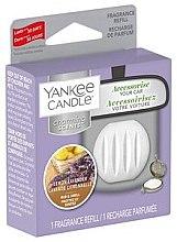 Parfüm, Parfüméria, kozmetikum Autóillatosító (utántöltő blokk) - Yankee Candle Lemon Lavender