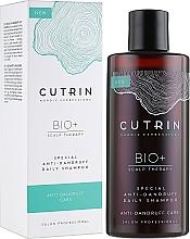Parfüm, Parfüméria, kozmetikum Speciális sampon korpa ellen - Cutrin Bio+ Special Anti-Dandruff Shampoo