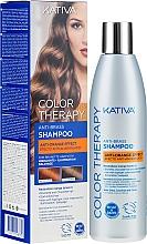 Parfüm, Parfüméria, kozmetikum Sampon - Kativa Color Therapy Anti-Orange Effect Shampoo
