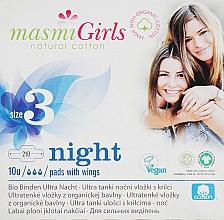 Parfüm, Parfüméria, kozmetikum Tisztasági betét, ultravékony, Girl, 10 db - Masmi