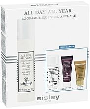 Parfüm, Parfüméria, kozmetikum Szett - Sisley All Day All Year Discovery Program (f/c/r/50ml+ remover/30ml+f/mask/10ml+f/ser/5ml)