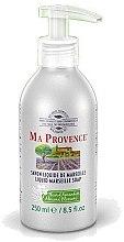 "Parfüm, Parfüméria, kozmetikum Marseille folyékony szappan ""Mandulla"" - Ma Provence Liquid Marseille Soap Almond"
