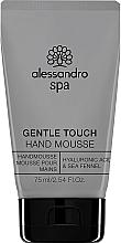 Parfüm, Parfüméria, kozmetikum Mousse kézre - Alessandro International Spa Gentle Touch Hand Mousse