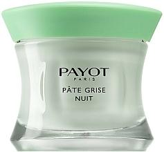 Parfüm, Parfüméria, kozmetikum Tisztító krém problémás bőrre - Payot Pate Grise Nuit