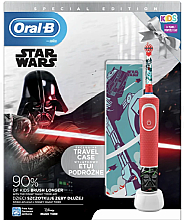 Parfüm, Parfüméria, kozmetikum Szett - Oral-B Kids Star Wars Special Edition (tooth/brush/1pcs + case) (1 db)