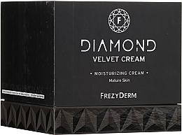 Parfüm, Parfüméria, kozmetikum Hidratáló arckrém - Frezyderm Diamond Velvet Moisturizing Cream For Ripe Skin