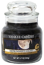"""Parfüm, Parfüméria, kozmetikum Illatosított gyertya """"Nyári éj"""" - Yankee Candle Midsummer's Night"""