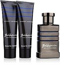 Parfüm, Parfüméria, kozmetikum Baldessarini Secret Mission - Szett (edt 50ml + s/g 50ml + s/g 50ml)